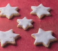 Geglazuurde koekjes
