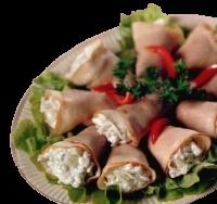 Kalfsfricandeau met selderijsalade